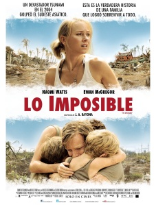 Lo Impossible poster